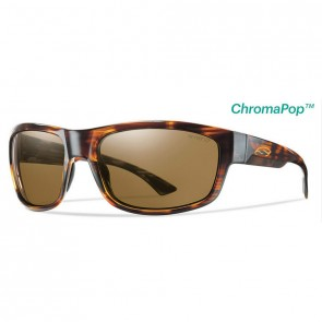 Smith Dover Polarized Sunglasses - Havana/Chromapop Brown