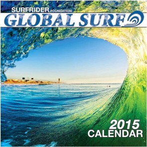 Surfrider Foundation 2015 Global Surf Calendar