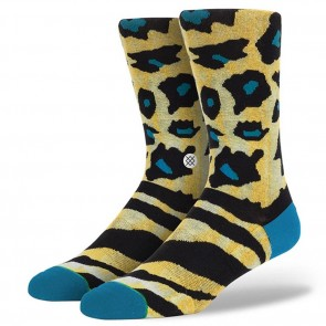 Stance Hide Socks - Yellow