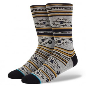 Stance Silverado Socks - Grey Heather