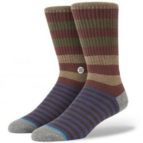 Stance Robinson Socks - Brown