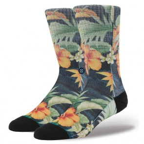 Stance Two Scoops Socks - Black