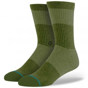 Stance Spectrum Socks - Green