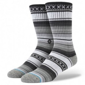 Stance Preto Socks - Black