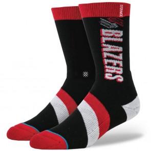 Stance Portland Trail Blazers Socks - Black