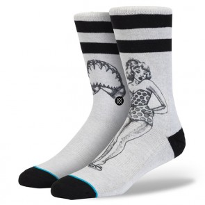 Stance The Deep Socks - Black
