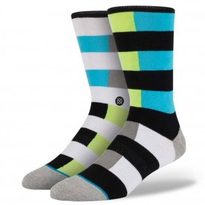 Stance Mason Socks - White