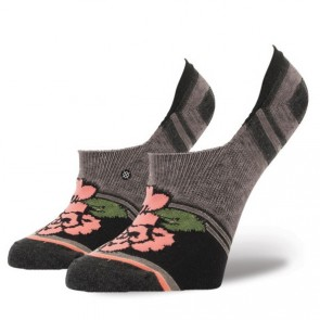 Stance Women's Bloomfield Socks - Black Heather