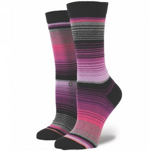 Stance Women's Mexicali Socks - Plum