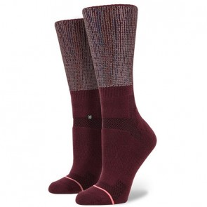 Stance Women's B Glam Socks - Port Wine