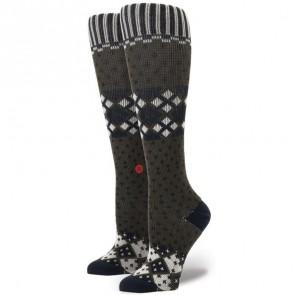 Stance Women's Prescott Socks - Dark Olive
