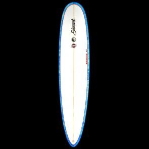 Stewart Surfboards - 9'0'' Redline 11 Surfboard - Blue Swirl