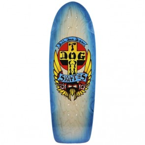 Dogtown Skateboards - Bulldog Blue Fade Deck
