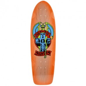 Dogtown Skateboards - Red Dog Orange Fade Deck