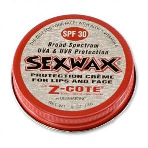 Sex Wax SPF 30 Zinc Oxide Cream