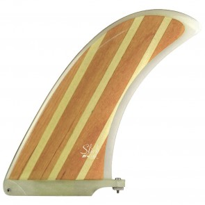 True Ames Fins 8'' The Slick - Wood