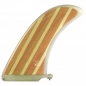 True Ames Fins 9'' The Slick - Wood