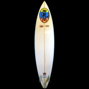 Race Hawaii Surfboards - USED 8'2 Ex-Fin