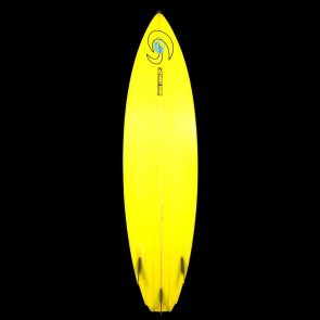 Cort Gion Surfboards - USED 6'10 Channeled Thruster