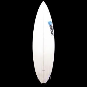 Mt Woodgee Surfboards - USED 6'4 Channel Bottom