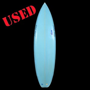 Precision Surfboards - USED 6'6 Robert August Thruster
