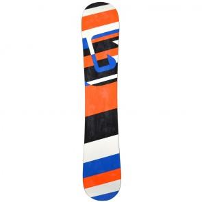 USED Burton Sherlock Snowboard - 163