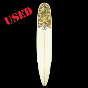 Mana Surfboards - USED 10'4 Mana Longboard