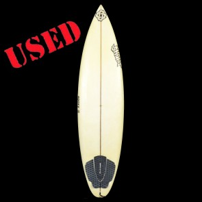 Shuler Surfboards - USED 6'6 Shuler