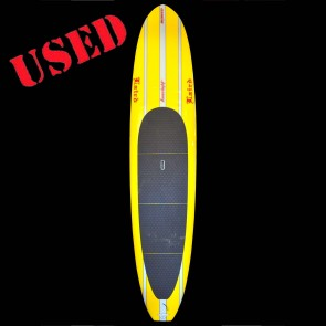 Surftech Surfboards - USED 12'1 Laird Hamiton SUP - Yellow