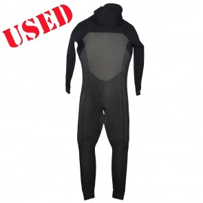 USED Patagonia R4 Hooded Chest Zip Wetsuit - Size XL