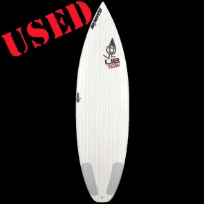 "Lib Tech Surfboards - USED 6'1"" AirEOla Surfboard"