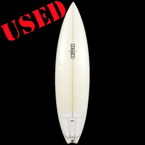 "DHD Surfboards - USED 6'4"" DHD Thruster Surfboard"