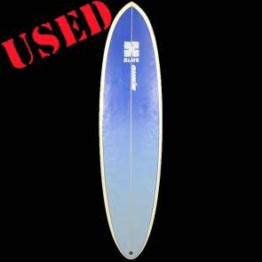 "Global Surf Industries Surfboards - USED 6'10"" Blue Surfboard"