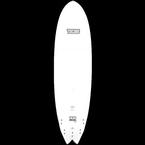 Global Surf Industries Surfboards - USED 7'3 7S Super Fish XL Surfboard