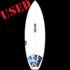 JS Surfboards - USED 5'7 107 Surfboard