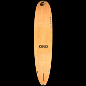 Isle Surfboards - USED 9'2'' Isle Wood Veneer Longboard