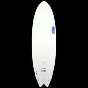 7S Surfboards - USED 6'3 7S Super Fish X2 Surfboard