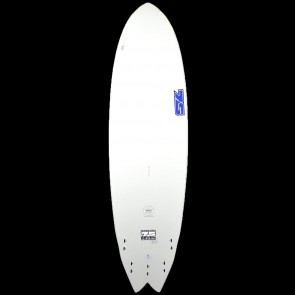 7S Surfboards - USED 6'8 7S Super Fish XL X2 Surfboard