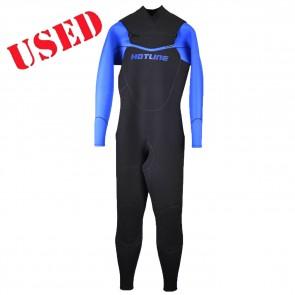 USED Hotline Reflex 4/3 CZ Wetsuit - Size MT