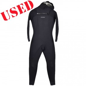 USED Patagonia Women's R4 Hooded Wetsuit - Size 12