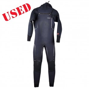 USED Patagonia R4 Hooded Wetsuit - Size L