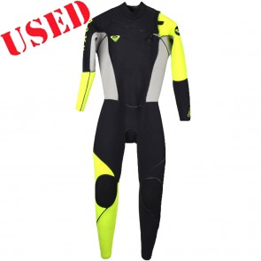 USED Roxy Women's Cypher 3/2 Wetsuit - Size 8