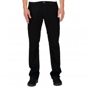 Volcom Nova Solver Jeans - Black Top
