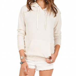Volcom Women's Lived In Hoodie - Oat