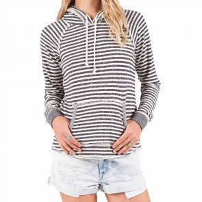 Volcom Women's Front Page Hoodie - Black