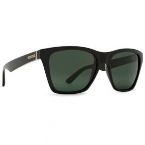 Von Zipper Booker Sunglasses - Black Gloss/Vintage Grey