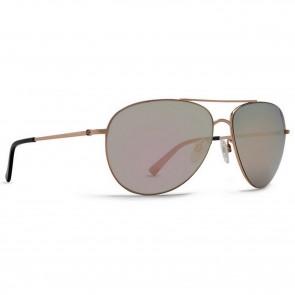 Von Zipper Women's Wingding Sunglasses - Rose Gold Gloss/Rose Gold Chrome