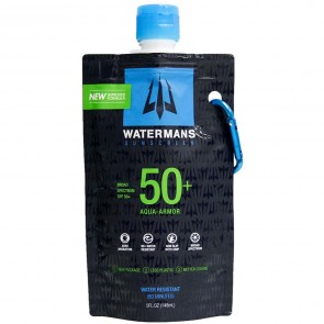 Watermans Applies Science SPF 50+ Aqua Armor Lotion Pouch - 5oz