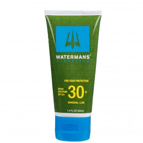 Watermans Applies Science SPF 30+ Mineral Lotion - 1.5oz