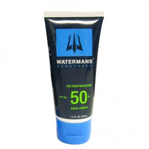 Watermans Applies Science - SPF 50 Aqua Armor Lotion - 1.5oz